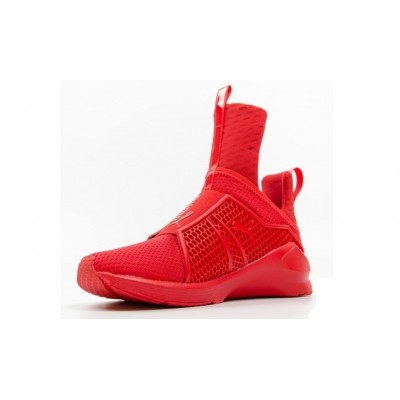 Кроссовки Puma x The Fenty Trainer Red