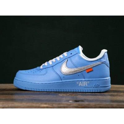Женские кроссовки Off-White x Nike Air Force 1